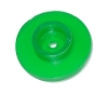 #132 1 GPH Green Flow Disc, for runs 100'-199' (Bag of 2)
